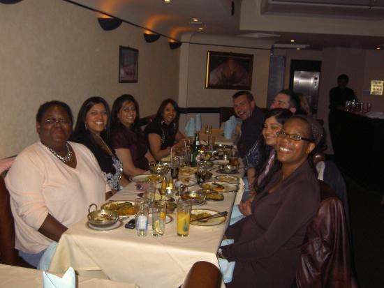 Lily Tandoori: A night out with friends