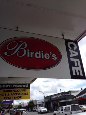 Birdies Cafe