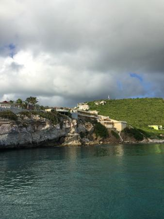 Simpson Körfezi, St-Martin / St Maarten: View on the way back. So gorgeous