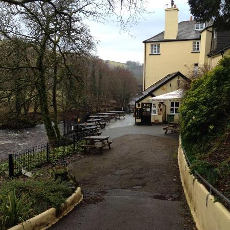 Abbey Inn: Entrance