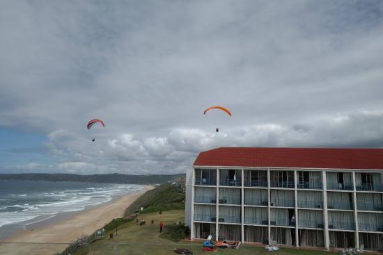 Wilderness Beach Hotel: Hotelansicht