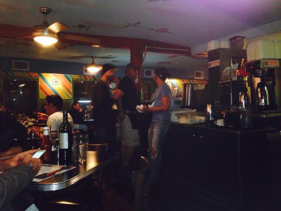 Barnaby's Cafe: A casual evening at Barnabys