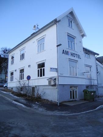 AMI Hotel Tromso: Fachada