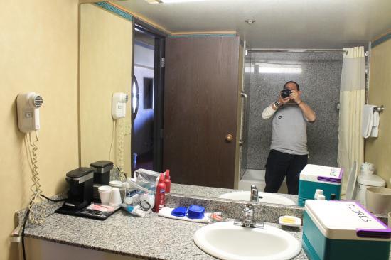 Bathroom Picture Of Circus Circus Reno Reno TripAdvisor - How to renovate your bathroom