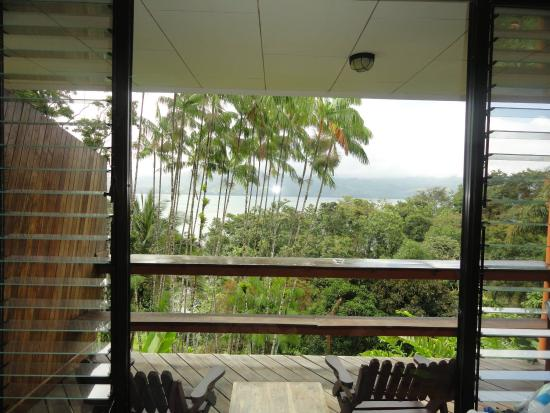 Villa Decary: Stunning view from our room
