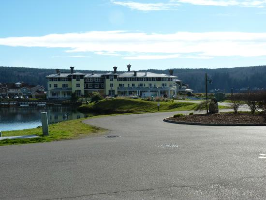 Port Ludlow, WA: View from a far