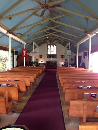 Holy Innocents Church: 内部2