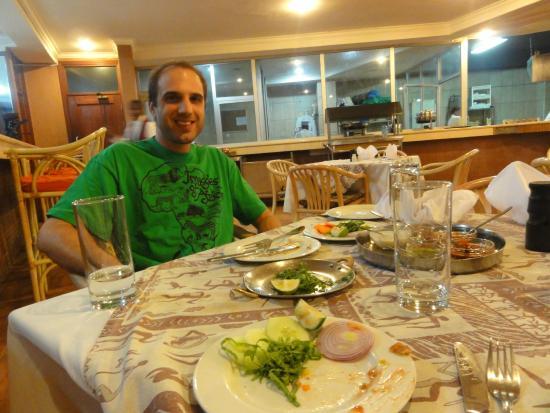 Impala Hotel: cena