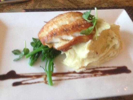 Shor American Seafood Grill : Black grouper