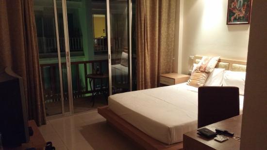 Orange Hotel : Room