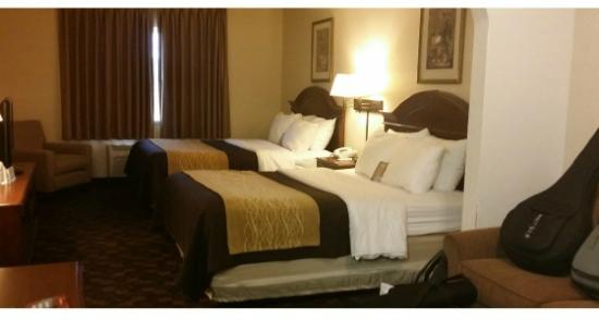 Comfort Inn & Suites: New Bedroom Suites