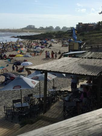La Posta Del Cangrejo: La Barra beach bar