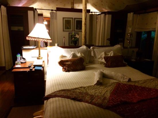 The Oberoi Rajvilas: Tent rooms