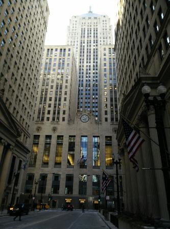 Chicago Board of Trade Building : Chicago Bord of Trade
