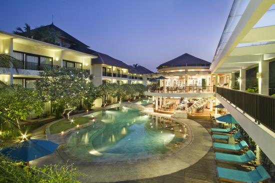 The Camakila Legian Bali: Main Pool