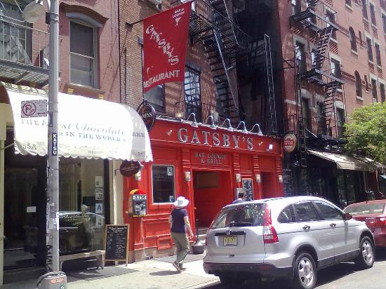 Photo of American Restaurant Gatsby's Bar Lounge & Grill at 63 Spring St, New York, NY 10012, United States