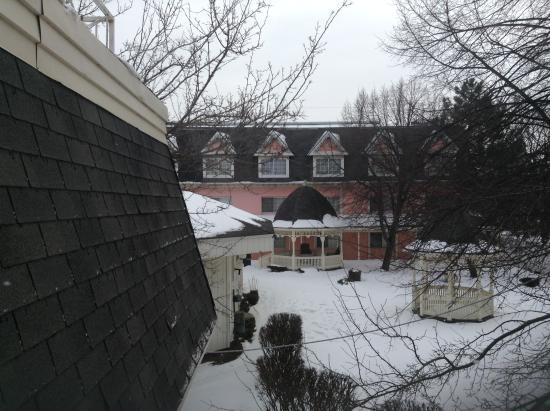 BEST WESTERN Greenfield Inn: Room view