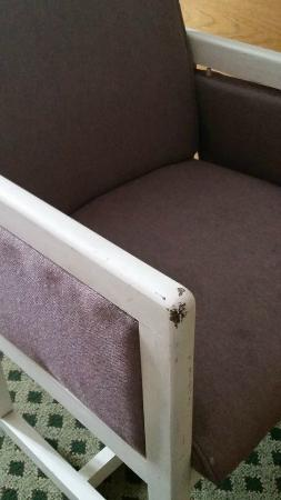 Econo Lodge Near Plymouth State University: Chair