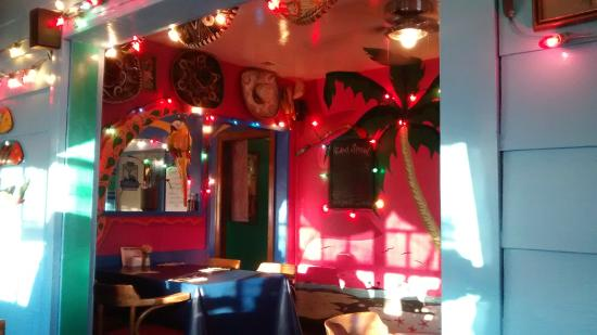 Gina's Mexican Cafe : Decor 2