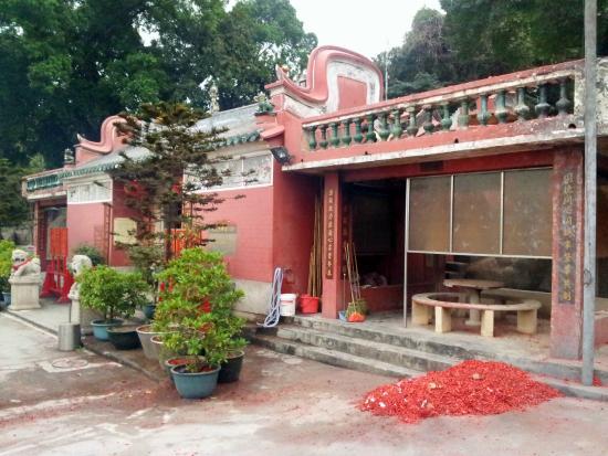 Tam Sin Seng Temple