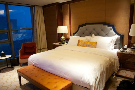 Han Yue Lou Hotel, Nanjing – A Solís Managed Hotel: King size bed