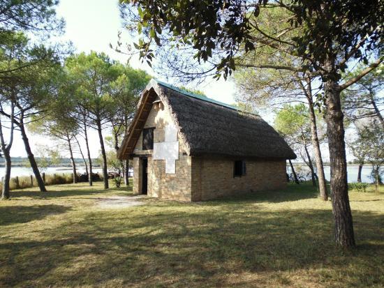 Garibaldi's Hut (Capanno Garibaldi)