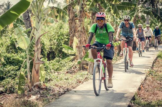 Grasshopper Adventures- Bangkok Bike Tours