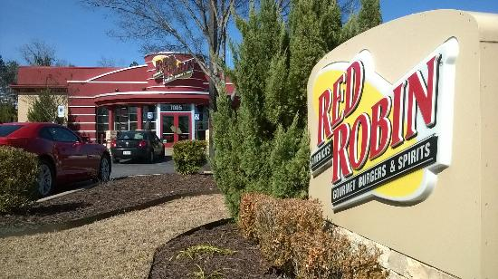 Red Robin Gourmet Burgers and Spirits