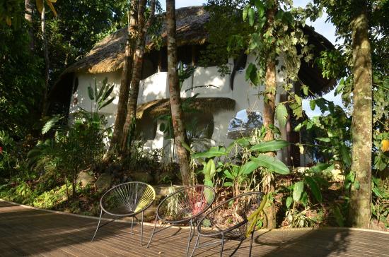 Las Nubes Natural Energy Resort: Anlage