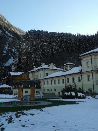 Pre-Saint-Didier, Italie : Esterno