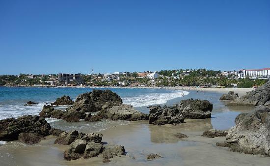 Resultado de imagen para playa marinero puerto escondido