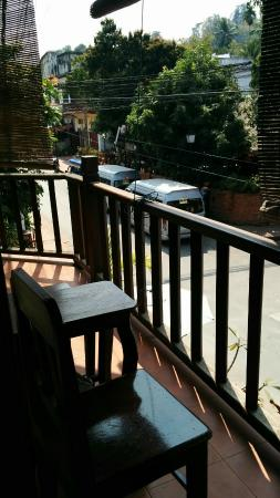 Villa Champa : One of our balconies