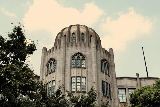 Insiders-Shanghai Private One-day Tour : Shanghai has the world's most diversified art deco heritage