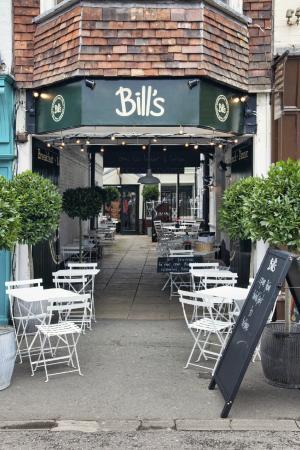 Bill's Salisbury