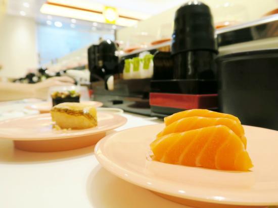 sushi express review