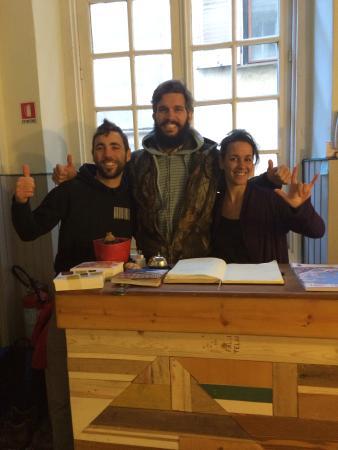 OStellin Genova - Hostel : San Mateo, El Capitan, y Beta