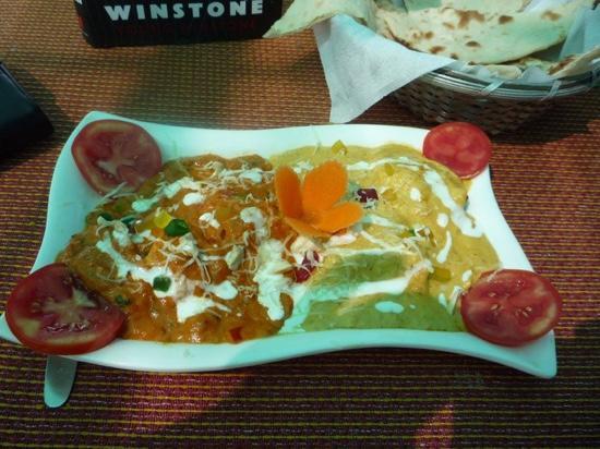 Sam's Goan Beach Shack: chicken Patyala