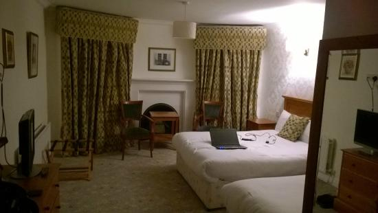Stauntons on the Green: Double Room