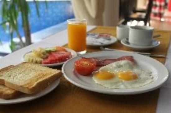Losari Hotel & Villas: yummy breakfast