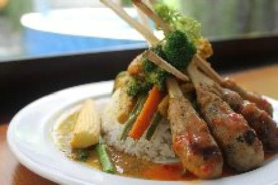 Losari Hotel & Villas: Delightful food