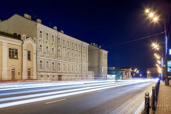 Veliy Hotel Mokhovaya Moscow