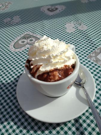 Park Hotel Mater Dei: la migliore cioccolata calda in assoluto!!