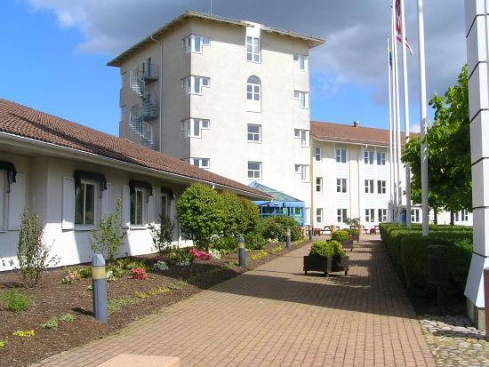 Hotell Erikslund : Entré