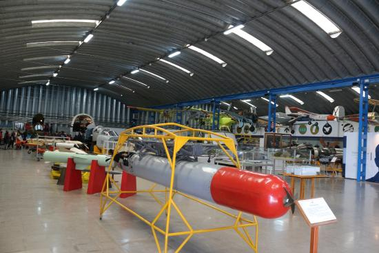 Museo de Aeronautica y Astronautica