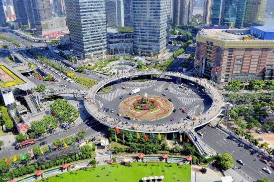 La Perle de l'Orient (Dongfang Mingzhu)