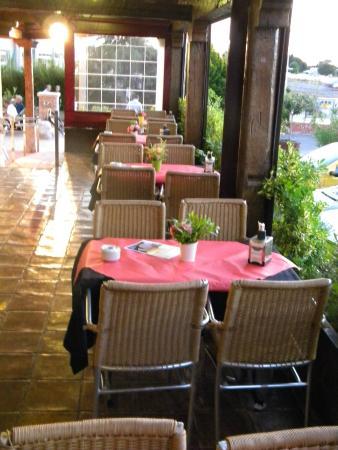 Terraza Verano Fotografía De Restaurante Hotel Casa Pepe