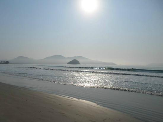 Pousada Casa na Praia: Acordar todos os dias e ter essa vista é maravilhoso!