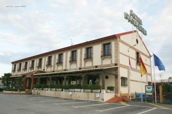 Hotel Casa Pepe
