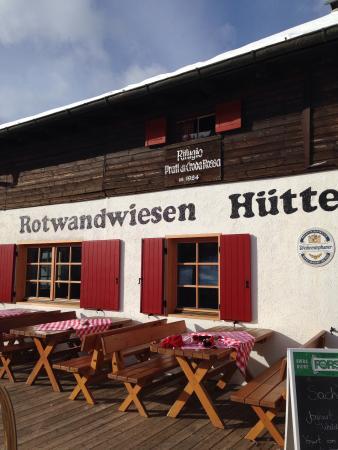 Rifugio Croda Rossa - Rotwandwiesenhutte : Rifugio