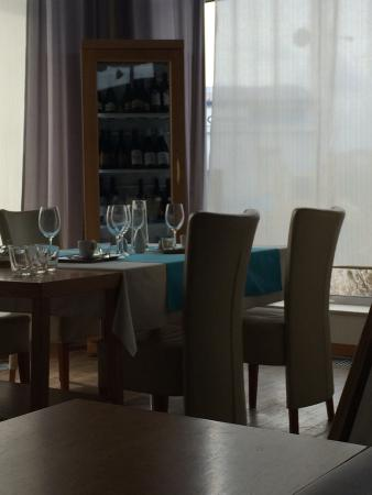 Restaurant & Design Hotel Noem Arch : Very good selection